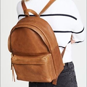 Madewell🍂🍁the Lorimer leather backpack